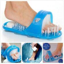 Bath Massager Feet Foot Cleaner Scrubber Slippers Bathroom Shower Pumice Stone