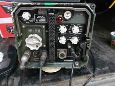 CLANSMAN MILITARY RADIO VRC 353 LAND ROVER FFR TESTED EXCELLENT WORKING ORDER