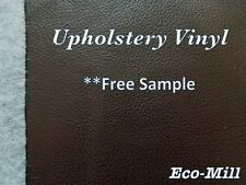 "Vinyl Material Upholstery Fabric Soft Faux Leather Paloma Brown Fabric 54""Wide"