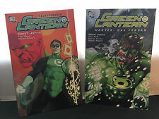 Green Lantern: Secret Origin / Wanted: Hal Jordan 2 Books Set