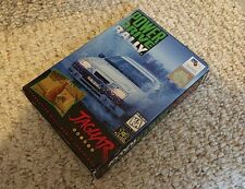 Power Drive Rally - Game Cart, Box, & Manual - Atari Jaguar
