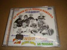 Rita Y Jose ,Arturo Masson ,Los Troqueros Lo Mejor de La Musica Nortena CD  New