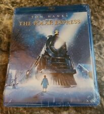 The Polar Express~Tom Hanks Blu-Ray Movie Disc New! Factory Sealed~Free shipping