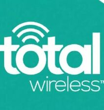 Total Wireless Unlimited Talk And SMS (No Data) 1 Line, 30 Service Days