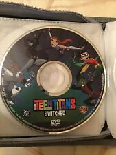 Teen Titans Vol 2 Switched