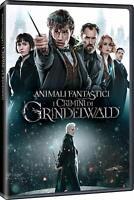 ANIMALI FANTASTICI: I Crimini di Grindelwald (DVD) Jude Law, Johnny Depp
