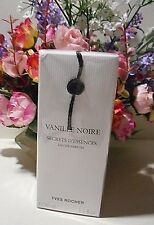 "Yves Rocher presents ""Vanille Noir"" Black Vanilla Eau de Parfum 1.7 FL.OZ. 50ml"