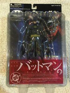 """Yamato Batman Gotham's Guardian Against Crime Wave 1 Batman 6"""" Action Figure NEW"""