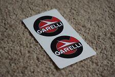 GARELLI Motorcycle Vehicle Sports Racing Katia Capri Enduro Decal Stickers 50mm