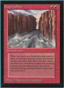 Raging River Collectors' Edition NM Red Rare MAGIC CARD (ID# 219346) ABUGames