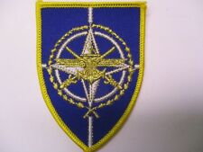 West German Navy NATO Command Patch
