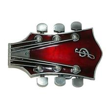 New CTM Guitar Head Belt Buckle