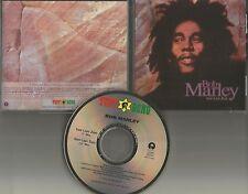 BOB MARLEY Iron Lion Zion w/ 7 & 12 INCH MIXES PROMO Radio DJ CD single 1992