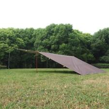 Outdoor Tent Cover Canopy Sunshade Roof Top Tarp Awning Travel Hiking Camp