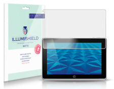 iLLumiShield Matte Screen Protector w Anti-Glare/Print 2x for HP Slate 500