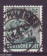 Berlin Nr.    7  gest.  Schwarzaufdruck Berlin    -78
