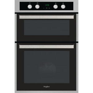 Whirlpool AKL309IX Built In Electric Double Oven Stainless Steel - 2 Year Gntee