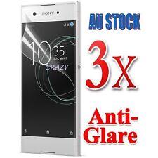 3x Anti-Glare Matte Screen Protector Film Guard For Sony Xperia XA1 | XA1 Ultra