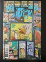 HOWARD the DUCK #10 (2016 MARVEL Comics) VF/NM Comic Book