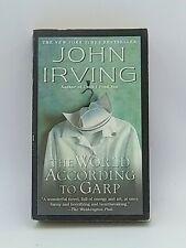 The World According to Garp by John Irving (Ballantine Books • Paperback • 1990)