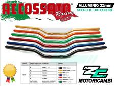 MANUBRIO MZ RT 125 (2000-2002) 22mm ALLUMINIO OSSIDATO ACCOSSATO RACING