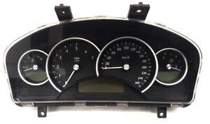 Used Holden Adventra Crewman VZ Instrument Cluster 5.7 V8 LS1 154000km 92180279