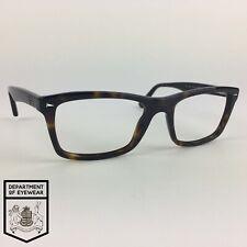 RAY-BAN eyeglasses DARK TORTOISE SQUARE glasses frame MOD: RB52872012