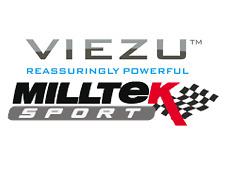 Milltek SSXFD054 Ford Fiesta Full System w/ Hi-Flow Sports Cat Non-resonated