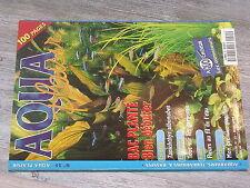 $$ Revue Aqua plaisir N°35 Bac plante  Tanichthys albonubes  Gorgones  Papillon
