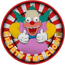 Tuvalu 2020 1$ - Krusty the Clown - Krusty Komedy Klassic - 1 Oz Silver Coin
