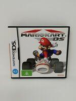 Mario Kart Nintendo DS Game - Mariokart - AUS - Complete with Manual