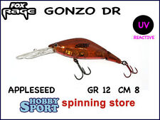 GONZO DR SNODATO  FOX RAGE COLORE APPLESEED  GR 12  CM 8 NHL017