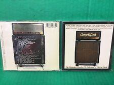AMPLIFIED - Classic Rock  - Rock 2-CD set Rare Earth-Golden Earing-Boston