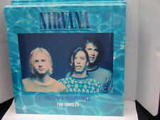 "NIRVANA Nevermind: The Singles 2011 US Limited Edition 4 x 10"" vinyl"