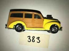 Hot Wheels 40 Ford Woody 1979