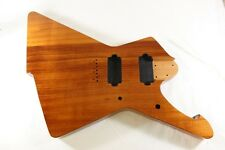 Mahogany Iceman Destroyer Guitar Body - 7 String - Fits Ibanez UV RG Necks P483