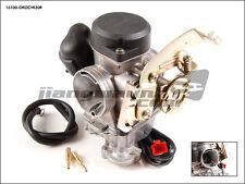 BWS ZUMA CYGNUS-X YW125 VENTO GY6 150/1P57QMJ - CVK 30mm Intake Carburetor BLACK