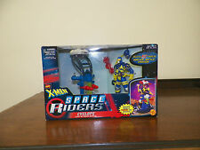 X-MEN SPACE RIDERS CYCLOPS TOY BIZ NEW IN BOX WOW!!!