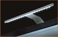 LED Aufbauleuchte Spiegelschrankleuchte Schrankbeleuchtug 3er Set+Trafo/Kaltweiß