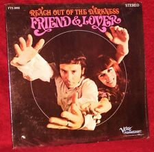 LP FRIEND & LOVER REACH OUT OF THE DARKNESS 1968 VERVE FORECAST SEALED PSYCH