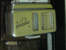 Kodalux L light meter for Retina cameras a thing of beauty Kodak A.G. Germany