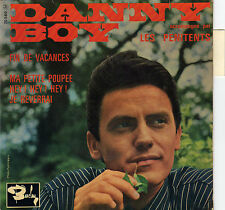 DANNY BOY ET LES PENITENTS FIN DE VACANCES FRENCH ORIG EP