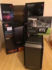 Mini-itx Gaming PC ASUS Strix Z390-i i7-8700 16GB DDR4 512GB M2 Blu-ray RTX 2060
