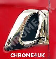 S.STEEL CHROME DOOR HANDLE COVER TRIM SET FITS  SCANIA R-P-G- NEW STREAMLINE