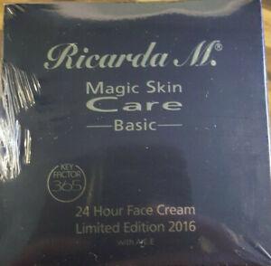 RICARDA M. MSC Magic Skin Care BASIC 24 HOur FAce Cream 24h Creme 120ml Neu OVP