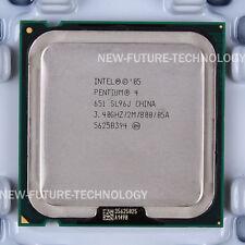 Intel Pentium 4 651 (HH80552PG0962M) SL94W SL96J CPU 800/3.4 GHz LGA 775