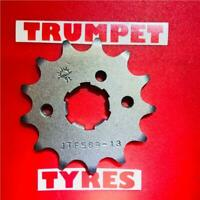 YAMAHA YTZ250 TRI MOTO 85 86 FRONT SPROCKET 13 TOOTH 520 PITCH JTF569.13