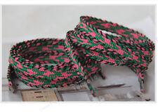 Flat Athletic Shoelaces Mixed Pattern