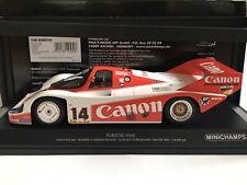 Minichamps 155 836614 Porsche 956K Rosberg/Lammers/Palmer Nürburgring 1983 1:18