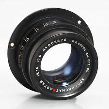 "C.P.Goerz Dagor Red Dot 12"" F9 Apochromatic Artar Large Format Lens"